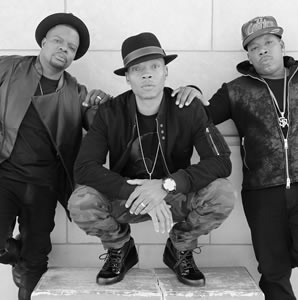 Bell Biv Devoe performing Sunday Aug 6th